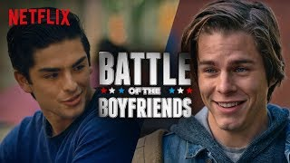 Battle of the Boyfriends: On My Block vs. The Order | Netflix