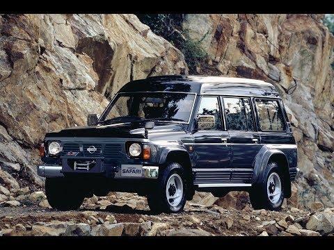 Nissan Patrol,Safari Y60 Y61,аналитика