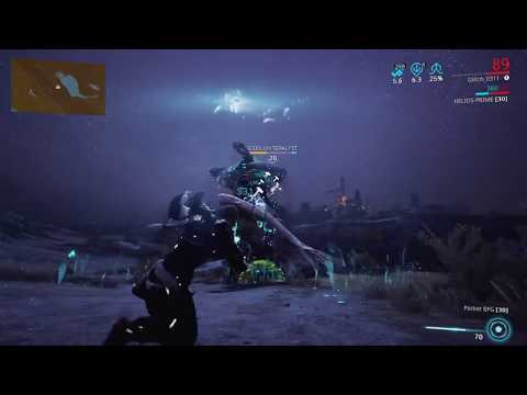Warframe: Solo Eidolon Hunting with Chroma (Pre-Chroma nerf, Outdated)