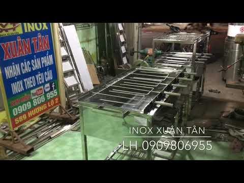 Lò Nướng Motor Tự động Giá Rẻ Lh 0909806955 (A Tân)