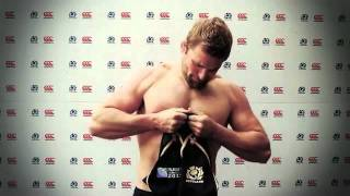 Canterbury Strength Test - Scotland TEST Rugby Jerseys