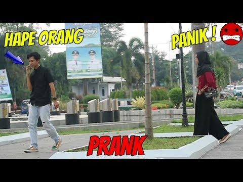 Lagu Video Prank Bawa Ka8ur Hape Orang Auto Panik ! Terbaru