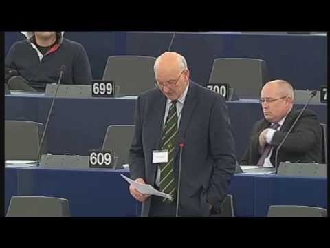 2014 European Elections date change is not lawful - Stuart Agnew MEP