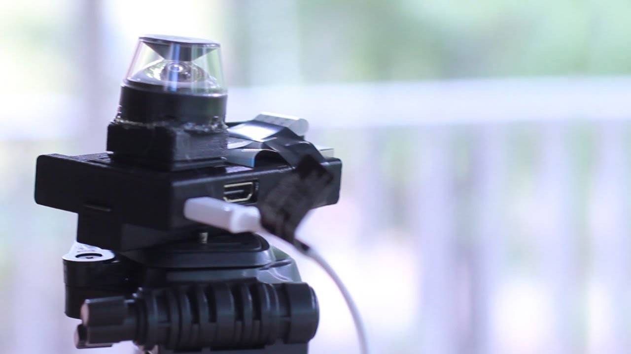 How To Make A Cheap 360 Video Camera With A Raspberry Pi | Tinkernut