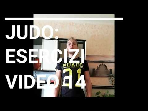 JUDO: Esercizi Video 14