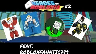 WASTE MAN? | ROBLOX (Heroes of Robloxia #2)