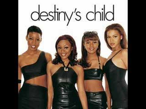Клип Destiny's Child - Second Nature