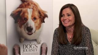 Cinemark Interviews Director Gail Mancuso Of A Dog's Journey