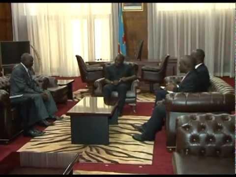 Le pr sident joseph kabila rend visite au bureau - Bureau de l assemblee nationale ...
