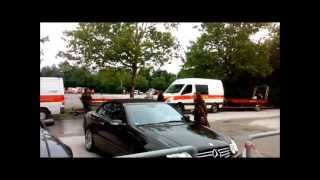 Hochwasser 2013 Deggendorf - Bilder und Videos von Wasserstand und Verkehr