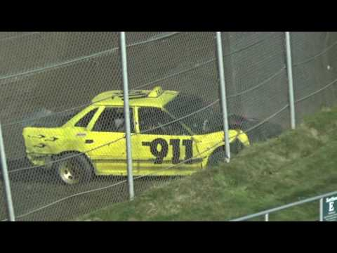 Grays Harbor Raceway, July 22, 2017, Outlaw Tuners A-Main