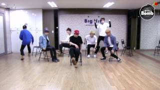 Скачать BANGTAN BOMB Just One Day Practice Appeal Ver
