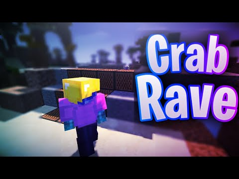 Using Crab Rave To Win Skywars