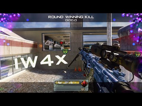 it took me 7 years to hit this mw2 trickshot    - YouTube
