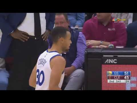 Stephen Curry DESTROYS Former Rivals Cleveland Cavaliers NOT MISSING THREES, 42 Points