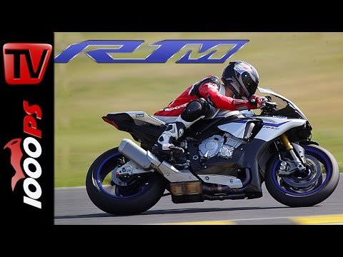 2015 | Yamaha R1M am Pannoniaring | Test & YRC-Setting-Tipps