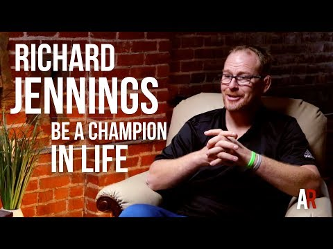 RICHARD JENSEN | BE A CHAMPION IN LIFE | American Real Episode 012