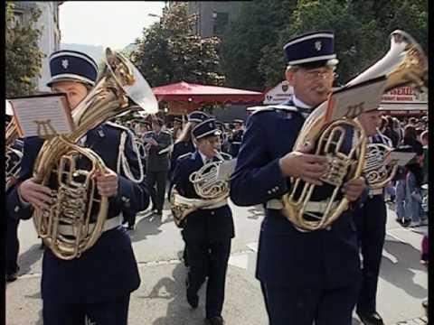 Liechtenstein als Gastland an der Olma 1993 - Eröffnungstag