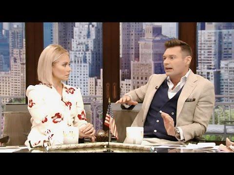 Ryan Seacrest - Kelly's New Co-Host (Part 2)