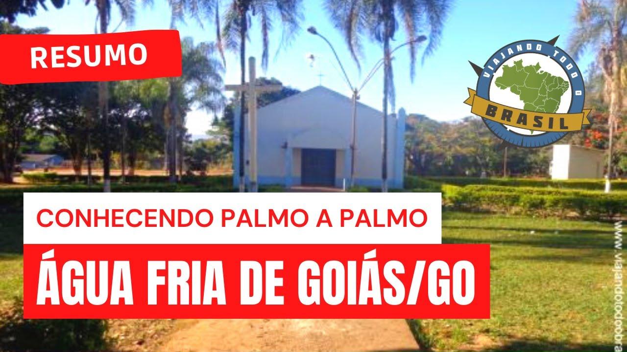 Água Fria de Goiás Goiás fonte: i.ytimg.com
