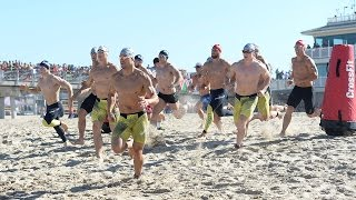 The CrossFit Games: Individual Beach - Men