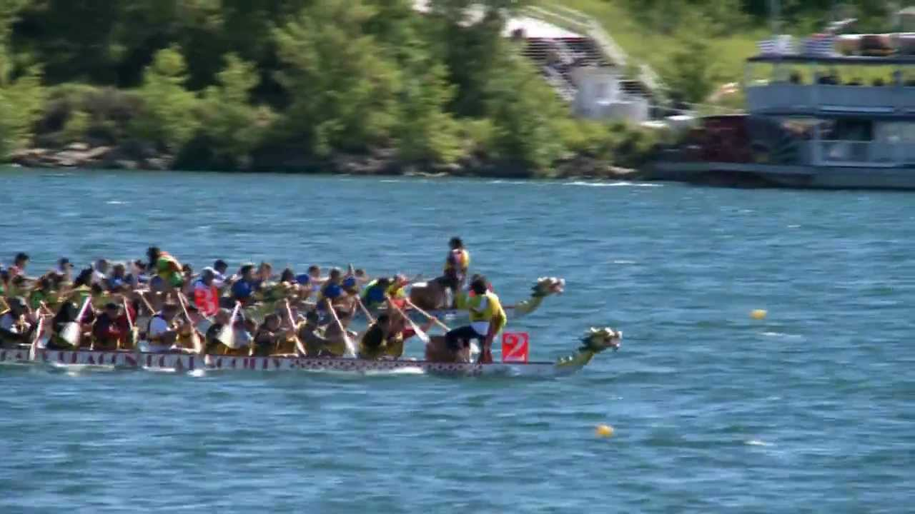 2012 Calgary Dragon Boat Race & Festival