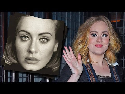 Adele's 25 Sales Rise To Over 4 Million!!