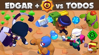 ⭐EDGAR vs ALL⭐1vs1⭐New Star Power