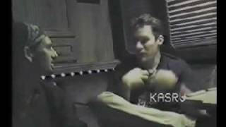 RAGE AGAINST THE MACHINE Interview Ep37pt2 KASR VIDEO