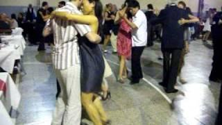MILONGAS DE BUENOS AIRES - SUNDERLAND CLUB (LA MILONGA DEL MUNDO) - ENTRANDO A LA MILONGA SUNDERLAND