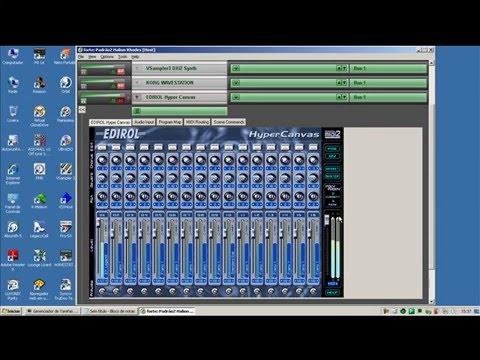 Keyboard setup Brainspawn forte Ensemble