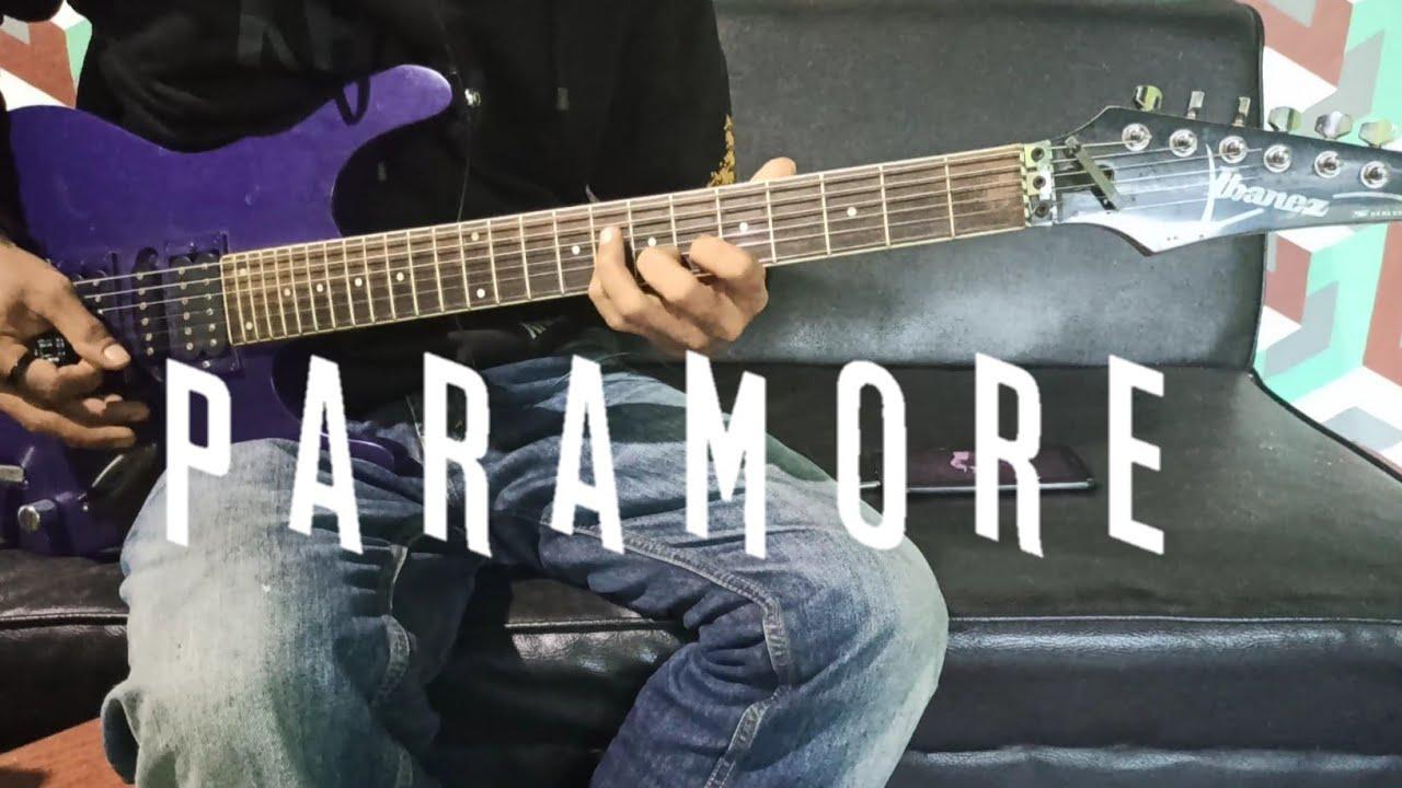 PARAMORE - IGNORANCE GUITAR COVER
