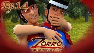 GLI SPIRIT DEL MARE | Zorro La Leggenda Episodio 14 |Cartoni di supereroi