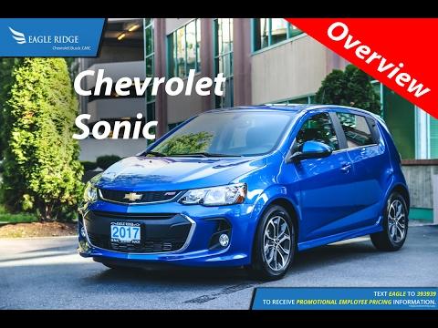 Overview: 2017 Chevrolet Sonic @ Eagle Ridge GM