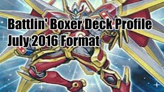 Battlin' Boxer Deck Profile: A New Engine Appears!