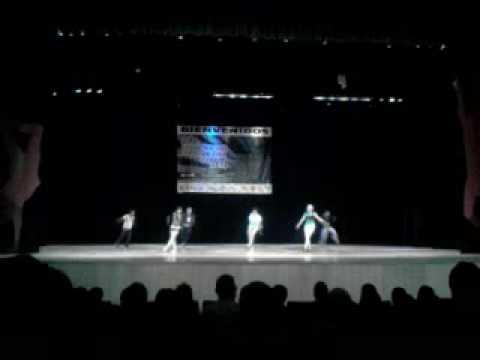 Segundo congreso veracruzano de danza jazz en coatza