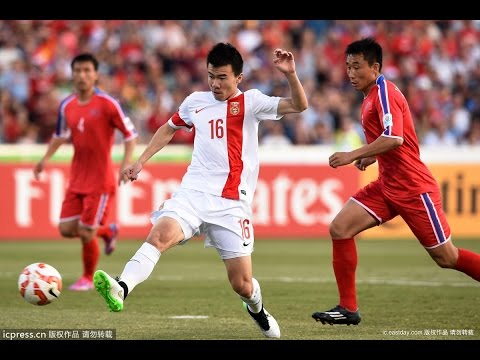 2015亚洲杯 中国 2-1 朝鲜 全场录像【超清版】China 2-1 North Korea Asian Cup Group Stage Full Match 2015.01.18
