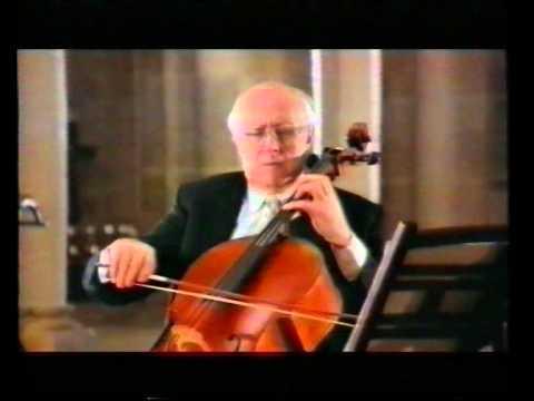 Иоганн Себастьян Бах - Сюита для виолончели соло №6 ре мажор
