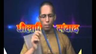 Interview Of Paramesvara Acyuta Das At Dhaulagiri Sambad (Dhaulagiri TV)