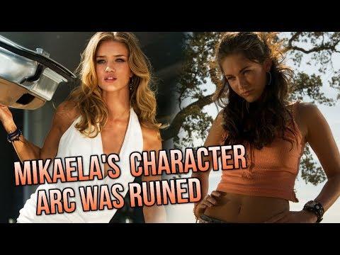 Mikaela Banes' Stolen Arc In Transformers Dark Of The Moon