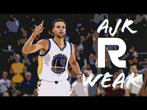 Stephen Curry  AJR  WEAK  RS