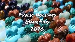 Public Holidays in Mauritius 2020