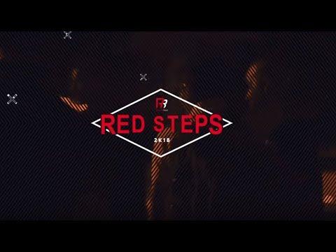 Redstar Radi - Red Steps (Official Music Video) BY KEY.Z