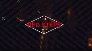 Redstar Radi - Red Steps (Official Music Video) BY KEY.Z