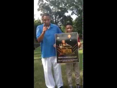 MOTHER AND SON ON A MISSION RADIO AND TV SHOW Montgomery AL BASH