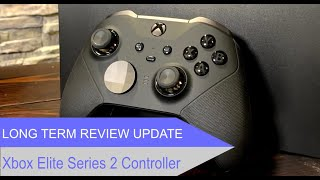 Xbox Elite Series 2 - Long Term Review Update