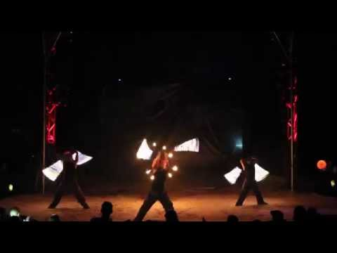 FIRE SHOW  Horror Circus(Efekt Group)