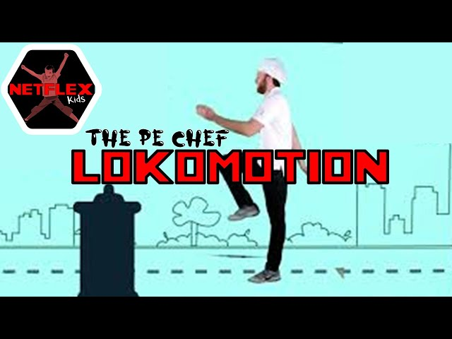 Marty Millz vs. The P.E. Chef: LokoMOTION (2019) FULL TRACK