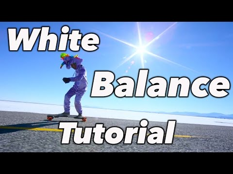 How to White Balance! Color Temperature Tutorial!