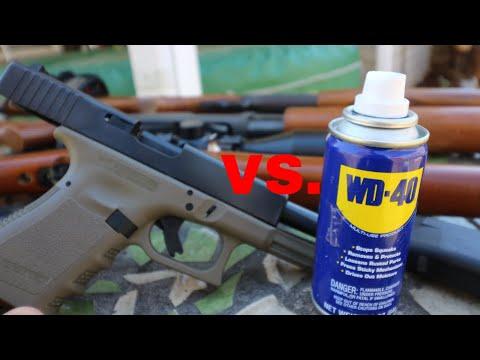 Can you USE WD-40 on Firearms?  (GLOCKS, Remington Shotguns, Marlin 60...)